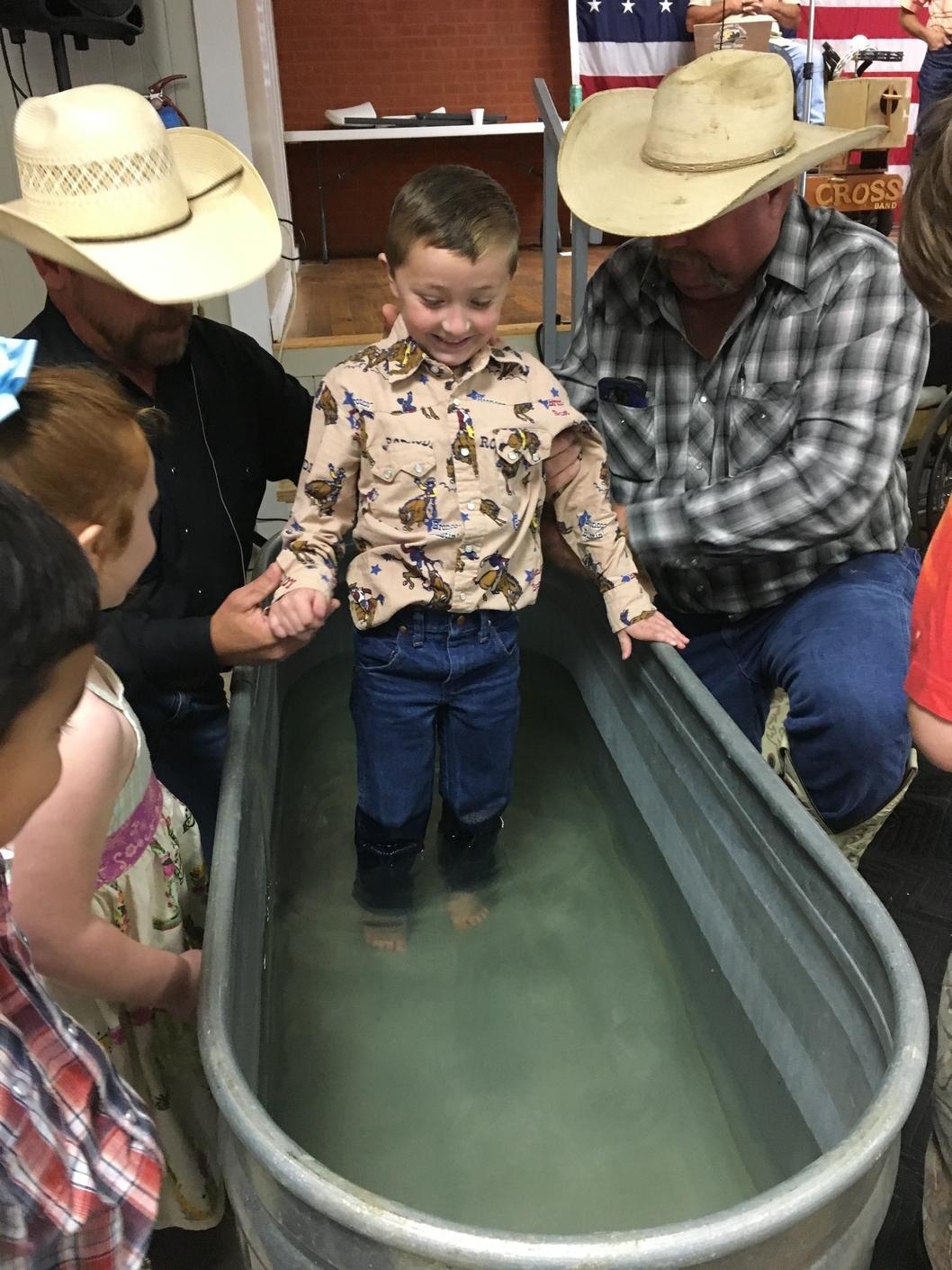 maverick-s-baptism