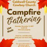 Campfire Gathering