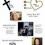 Cowgirl Roundup @ Flames of Glory Cowboy Church